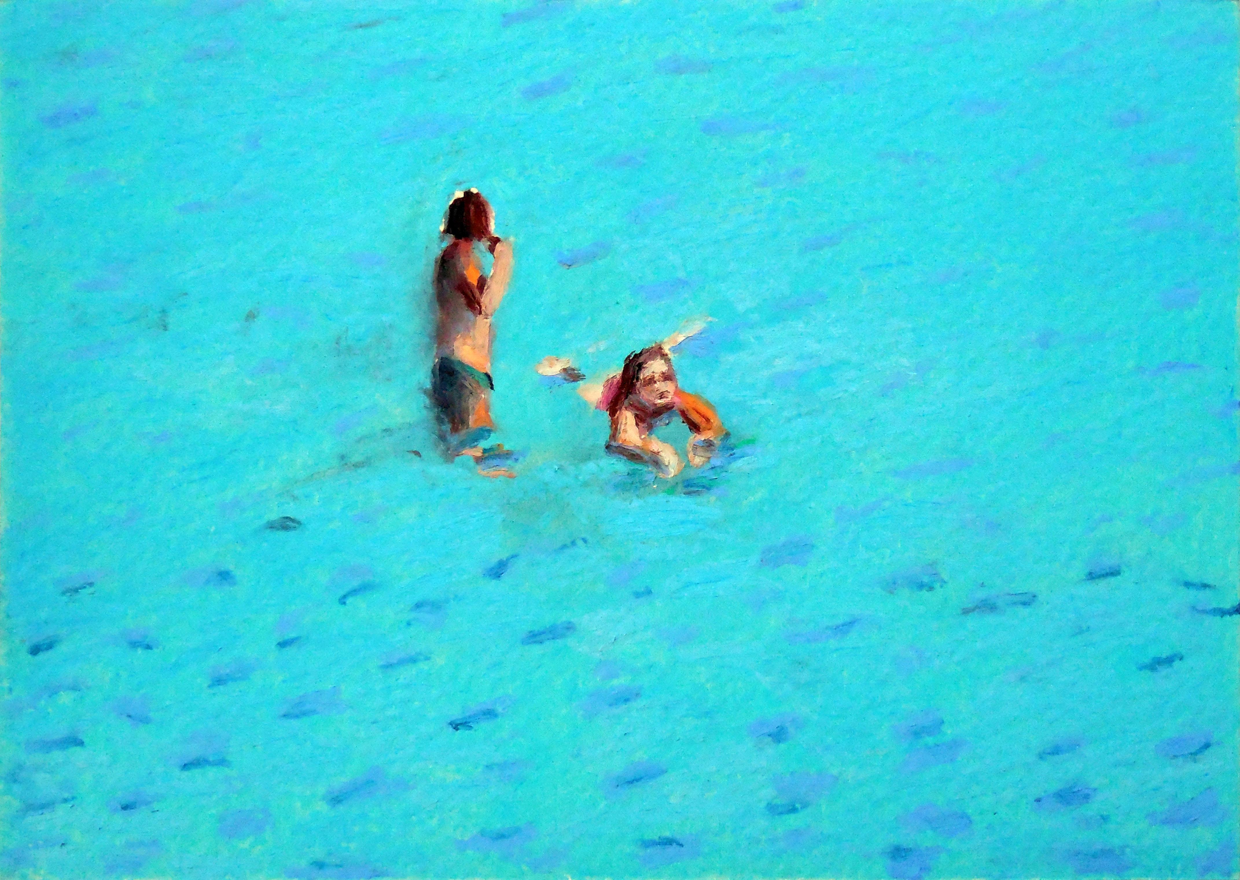 Water Pastel 090216