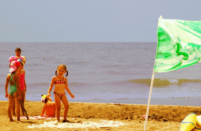 Gurcistan Beach 1 - green umbrella.jpg